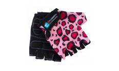 Перчатки Pink Leopard (розовый леопард) Crazy Safety