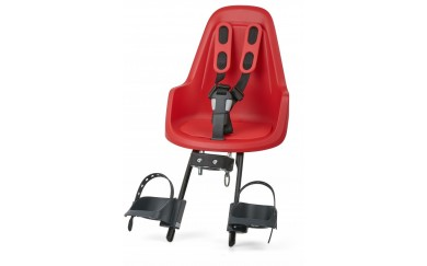 Переднее детское кресло Bobike One mini Strawberry Red