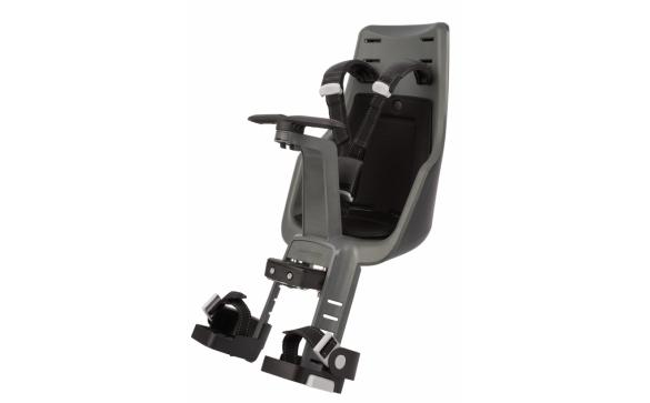 Переднее детское кресло Bobike Exclusive Edition mini Urban Grey