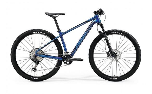 Горный велосипед Merida Big.Nine XT2 (2020)