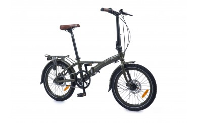 Cкладной велосипед Shulz Lentus (2020)