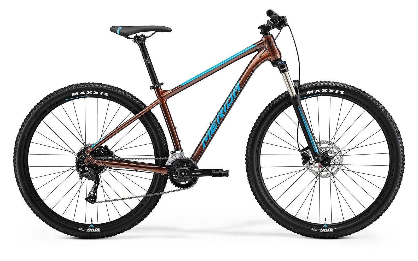 Горный велосипед Merida Big.Nine 100 2x (2021)
