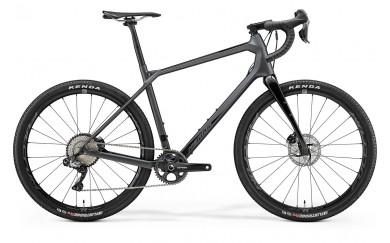 Шоссейный велосипед Merida Silex+ 8000-E (2021)