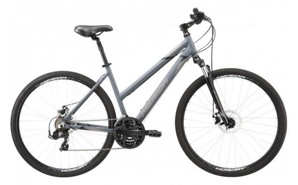 Дорожный велосипед Merida Crossway 10-MD Lady (2020)