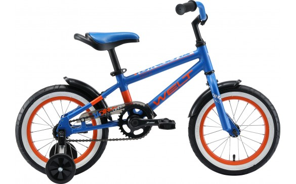 Велосипед WELT Dingo 14 (2021)