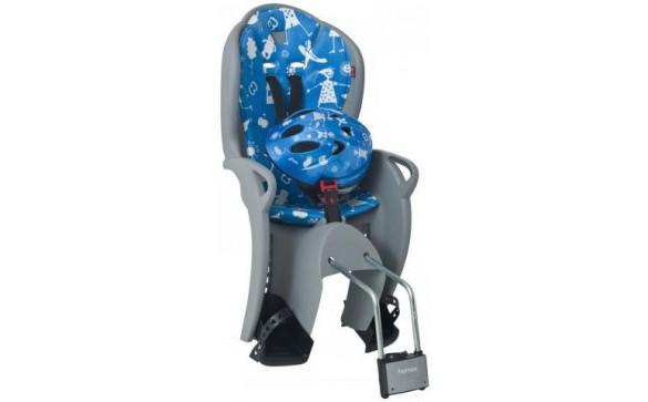 Детское кресло Hamax 2018 Kiss Safety Package Light Blue