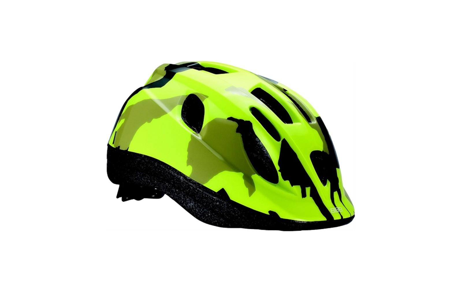 Велошлем BBB 2018 Boogy защитный/желтый
