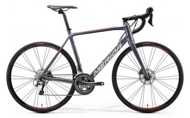 Шоссейный велосипед Merida Scultura Disc 300 (2020)