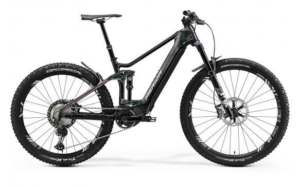 Электровелосипед Merida eOne-Forty 9000 (2021)