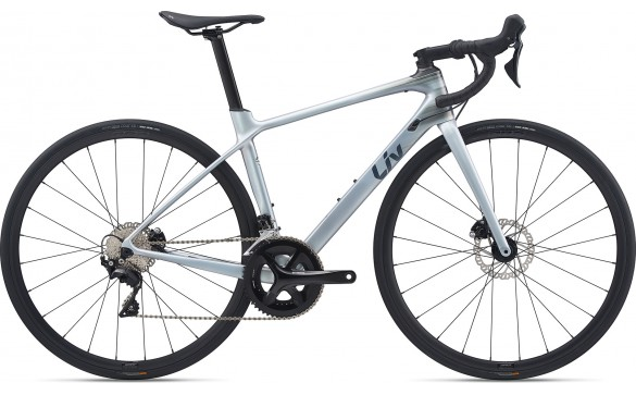 Велосипед LIV Langma Advanced 2 Disc (2021)