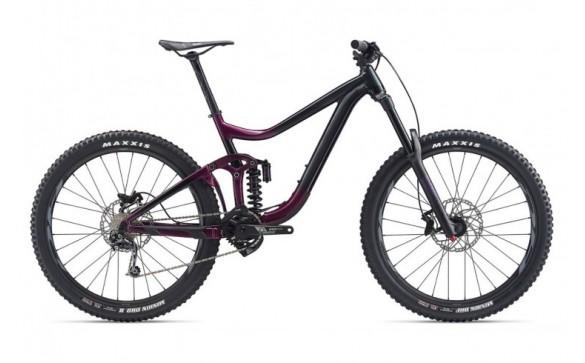 Горный велосипед Giant Reign SX (2020)