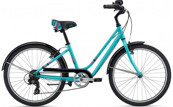 Велосипед LIV Flourish 24 (2021)