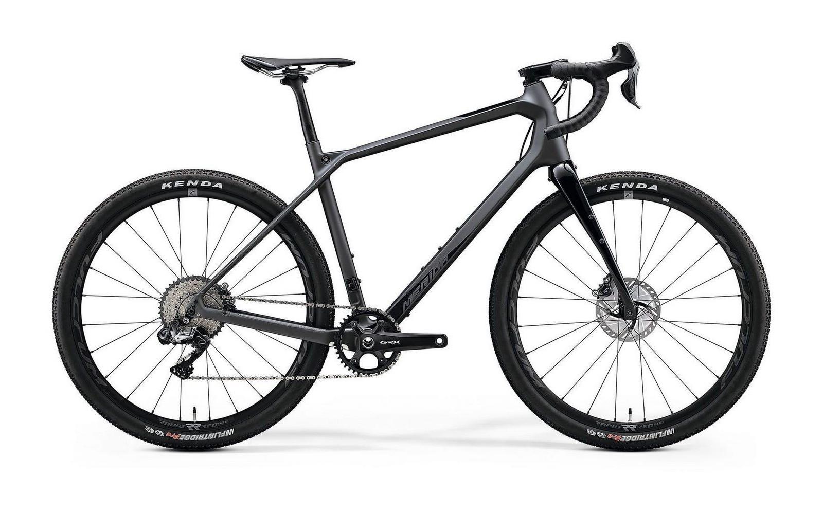 Шоссейный велосипед Merida Silex+ 8000-E (2020)