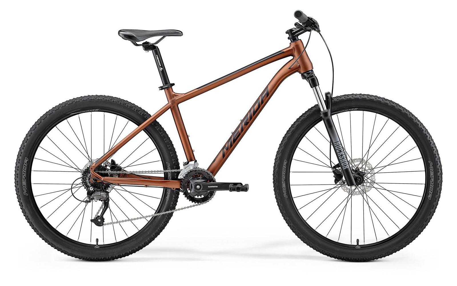 Горный велосипед Merida Big.Seven 60 3x (2021)