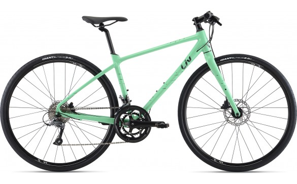 Велосипед LIV Thrive 3 (2021)