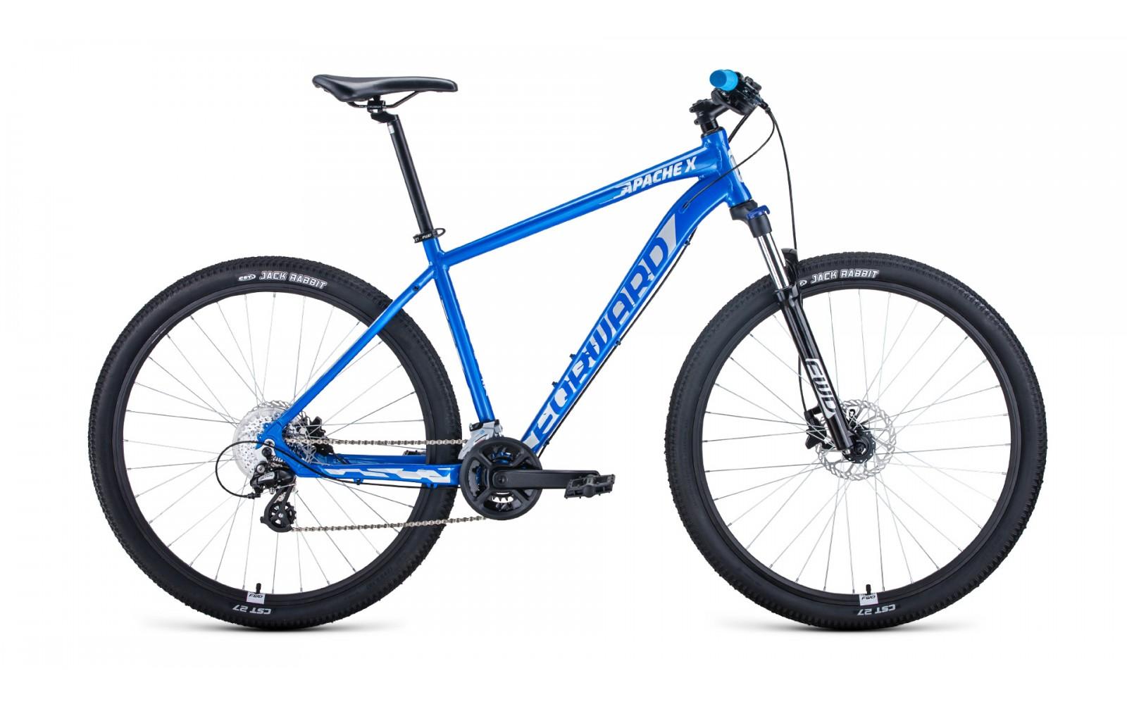 Горный велосипед Forward APACHE 29 X (2021)