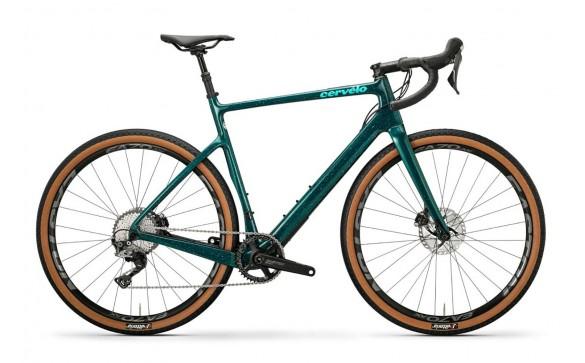 Шоссейный велосипед Cervelo Aspero Disc GRX 1 (2020)