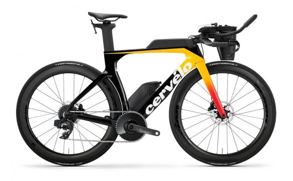 Шоссейный велосипед Cervelo P-Series Disc Force Etap AXS 1 (2020)