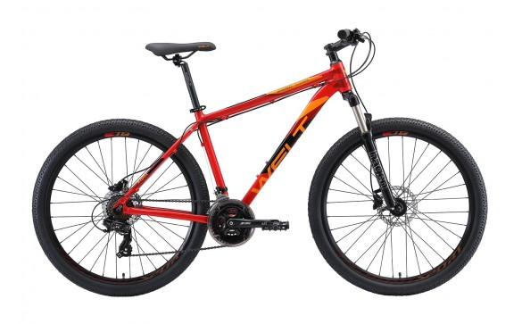 Горный велосипед Welt Ridge 1.0 HD 26 (2020)
