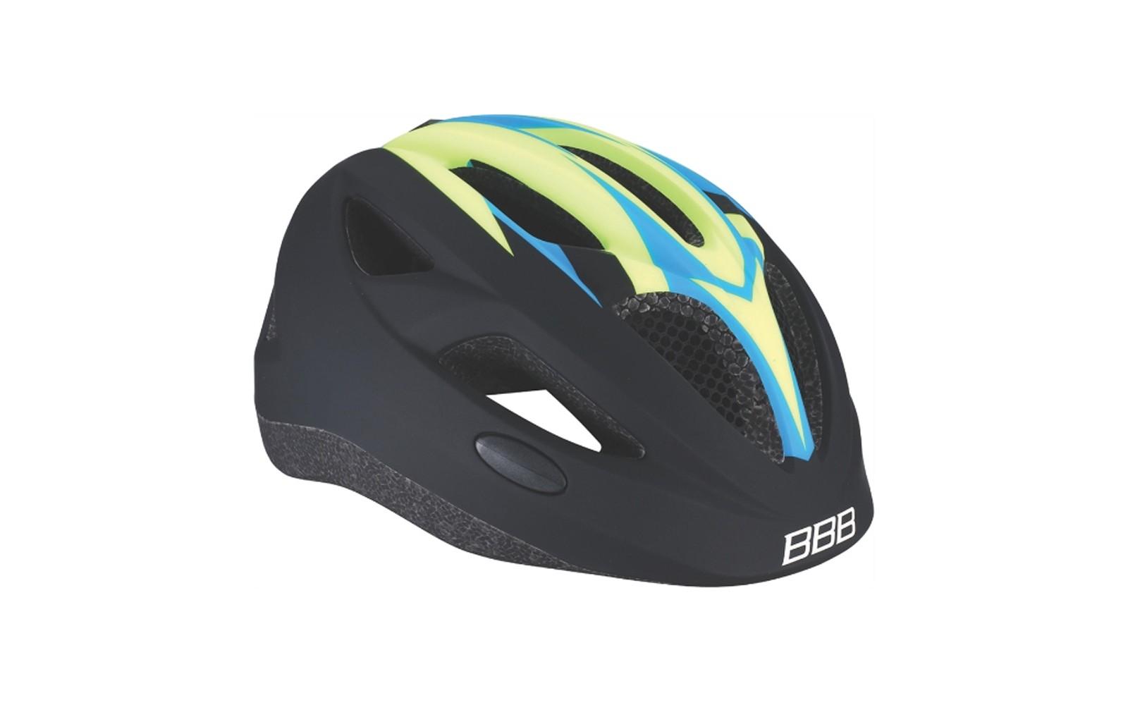 Велошлем BBB 2018 Hero желтый