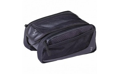 """Велосумка BBB 2019 tubebag TopTank X toptube bag with phone pouch and side pouches 20 x 16 x 11cm - 1.5L black <i class=""""icon product-card_star-mask""""></i>"""