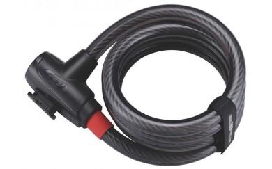 Замок велосипедный BBB PowerLock 15mm x 1800mm coil cable