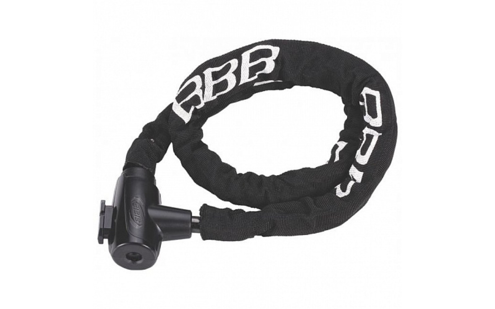 """Замок велосипедный BBB PowerLink 5mm x 1000mm chain cable lock <i class=""""icon product-card_star-mask""""></i>"""