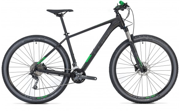 Велосипед CUBE ANALOG SE 29 (2019)