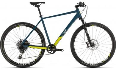 Велосипед CUBE CROSS SL (2020)