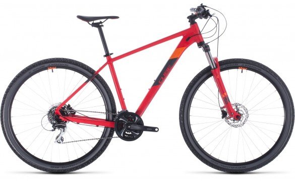 Велосипед CUBE AIM RACE 29 (2020)