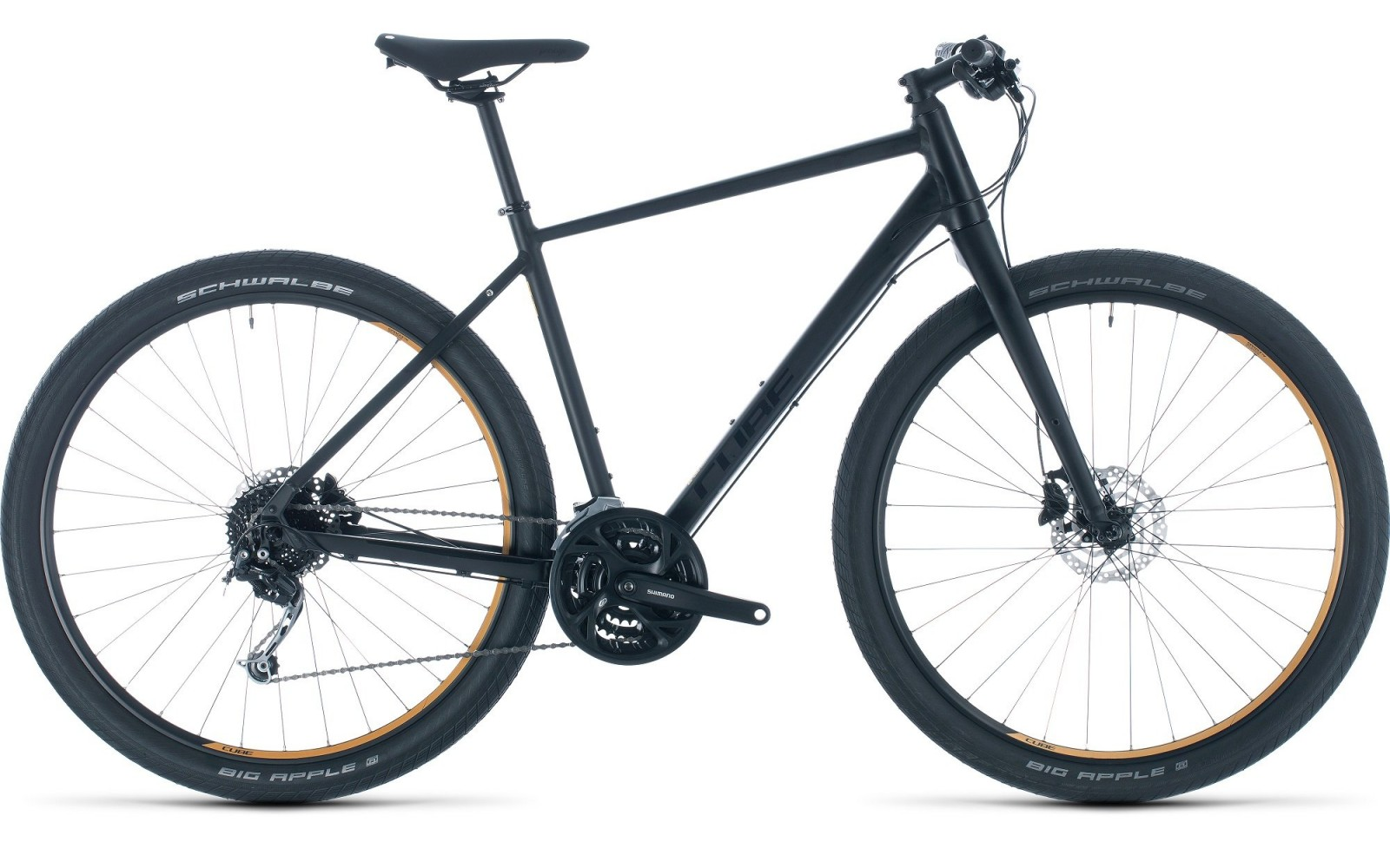 Велосипед CUBE HYDE (2020)