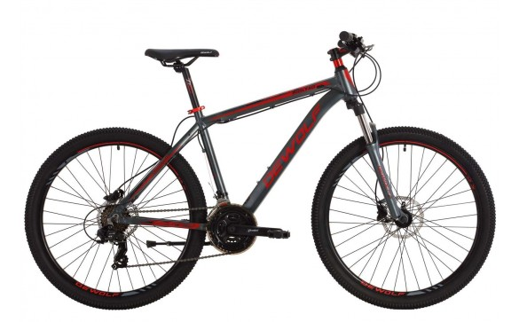 Горный велосипед Dewolf Ridly 40 (2019)