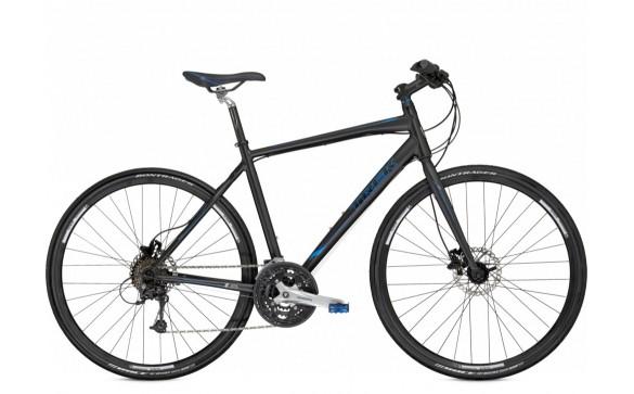 Городской велосипед Trek 7.4 FX Disc (2014)