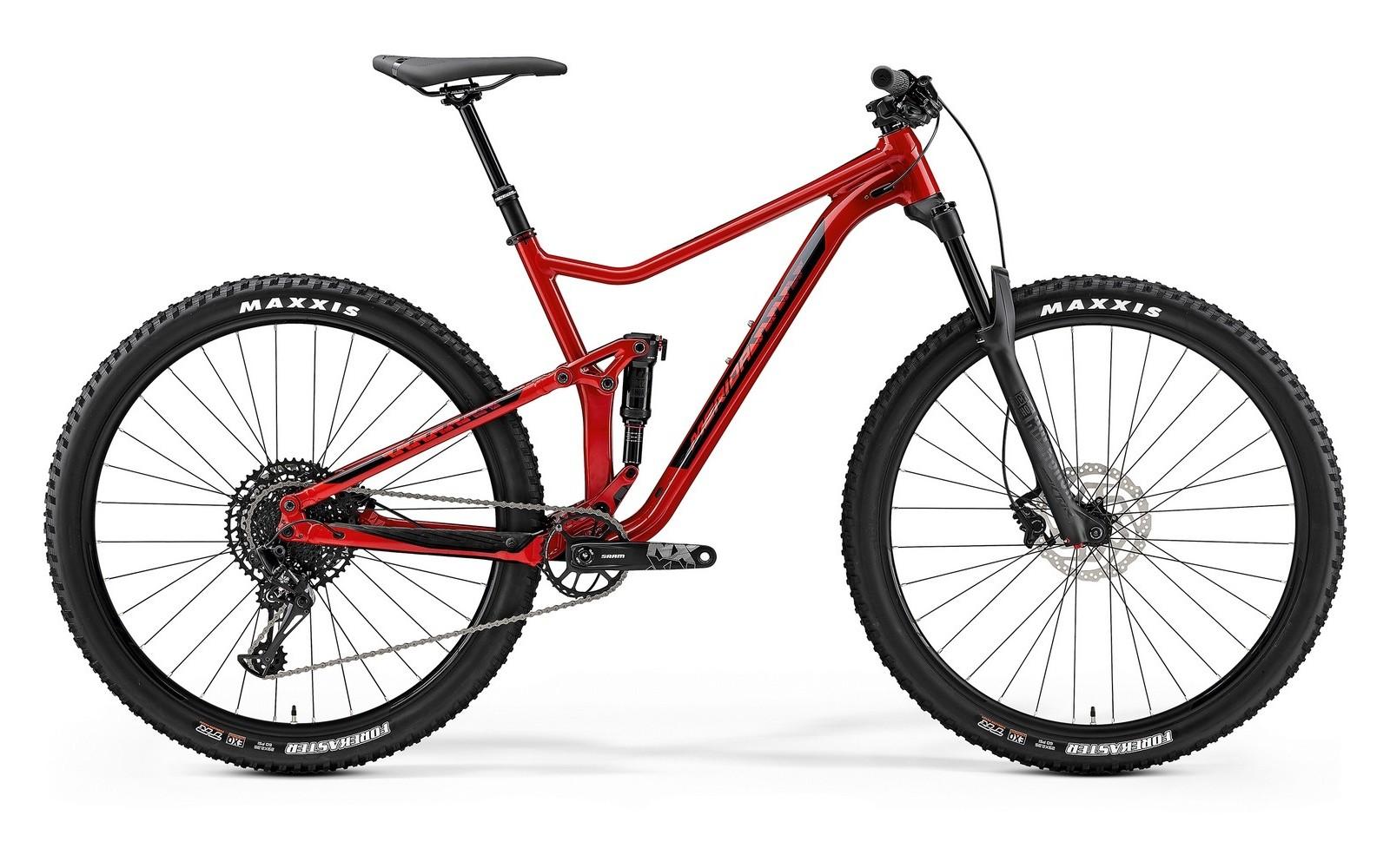 Горный велосипед Merida One-Twenty 9.600 (2019)