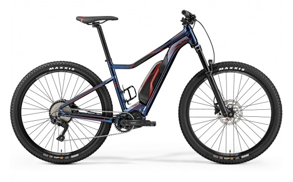 Электровелосипед Merida eBig.Trail 500 (2019)