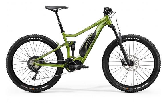 Электровелосипед Merida eOne-Twenty 600 (2019)