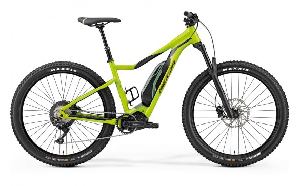 Электровелосипед Merida eBig.Trail 600 (2019)