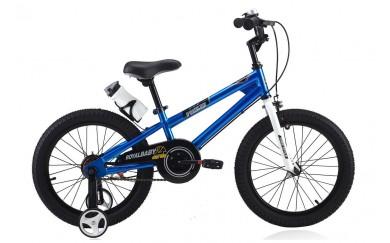 Детский велосипед Royal Baby Free Style 16 Steel (2020)