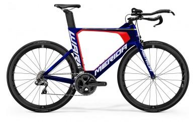Шоссейный велосипед Merida Warp TRI Limited (2019)