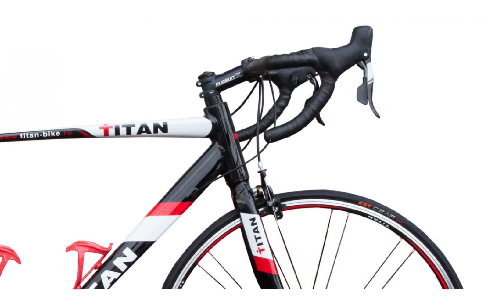 Шоссейный велосипед TITAN A-A