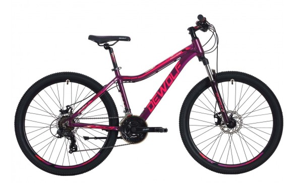 Горный велосипед Dewolf Ridly 30 W (2019)