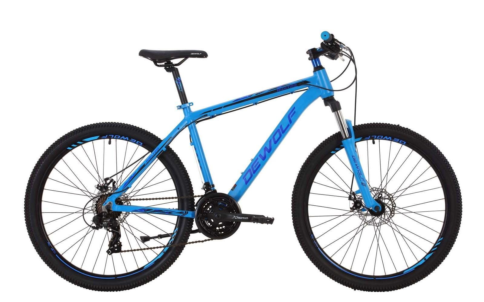 Горный велосипед Dewolf Ridly 20 (2019)