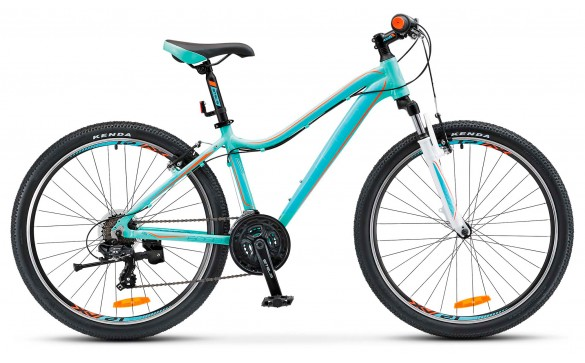 Горный велосипед Stels Miss 6000 V V030 (2017)
