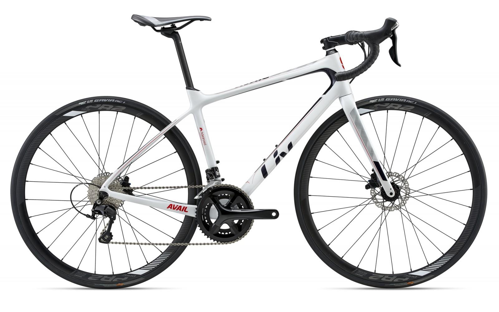 Шоссейный велосипед Giant Avail Advanced 2 (2018)