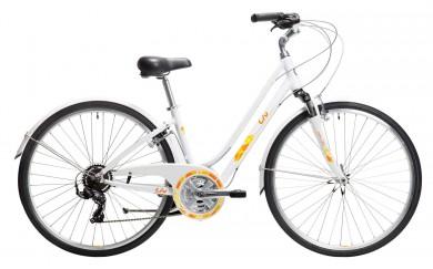 Комфортный велосипед Giant Flourish FS 3 (2018)