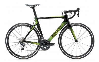 Шоссейный велосипед Giant Propel Advanced 1 (2018)