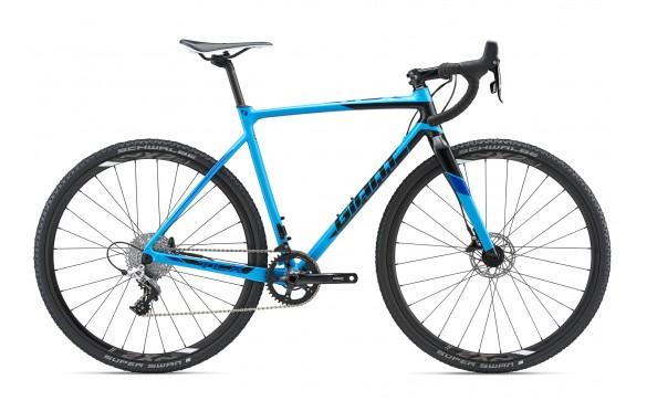 Шоссейный велосипед Giant TCX SLR 1 (2018)