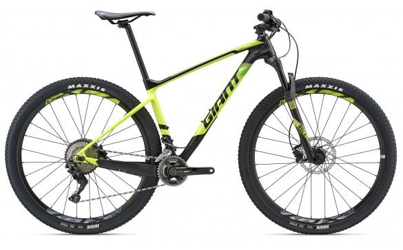 Горный велосипед Giant XTC Advanced 29er 2 GE (2018)