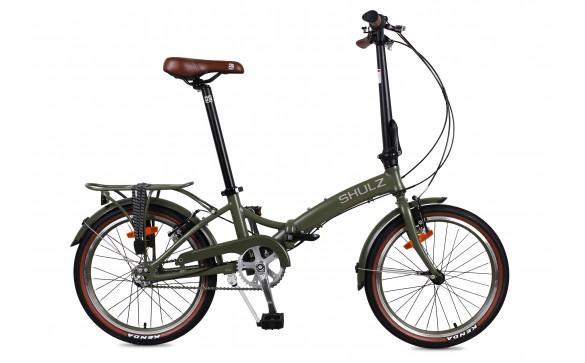 Cкладной велосипед Shulz GOA V-brake (2019)