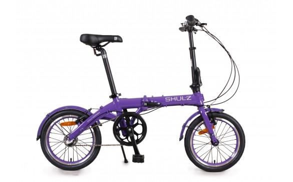 Cкладной велосипед Shulz Hopper 3 (2020)